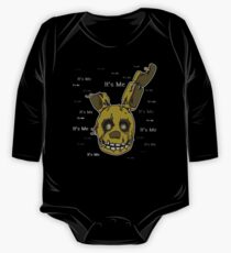 Five Nights at Freddy's - FNAF 3 - Springtrap - It's Me One Piece - Long Sleeve