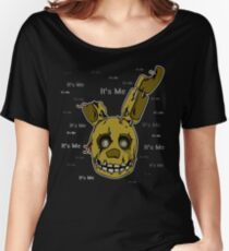 Five Nights at Freddy's - FNAF 3 - Springtrap - It's Me Women's Relaxed Fit T-Shirt
