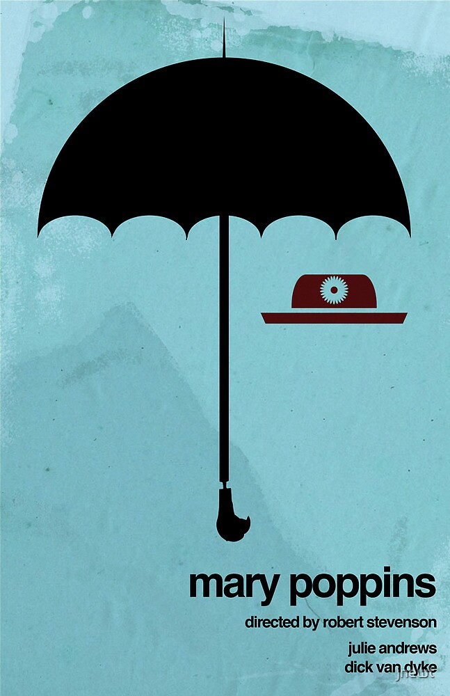 Marry Poppins by jnewt