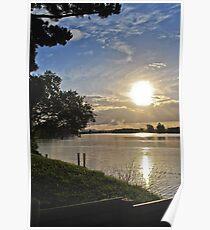 Manning River Poster