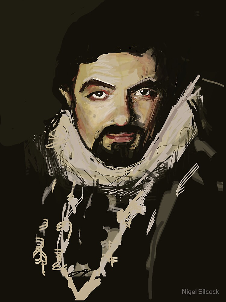 Blackadder by Nigel Silcock
