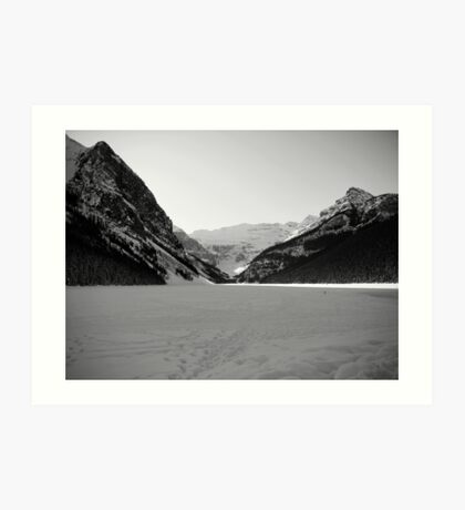 Lake Louise, Alberta, Banff National Park Art Print
