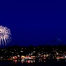 Mt Hood 4th of July 2011 - 2 by Arlita Marie Moles