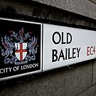 the old bailey by Ben Luck