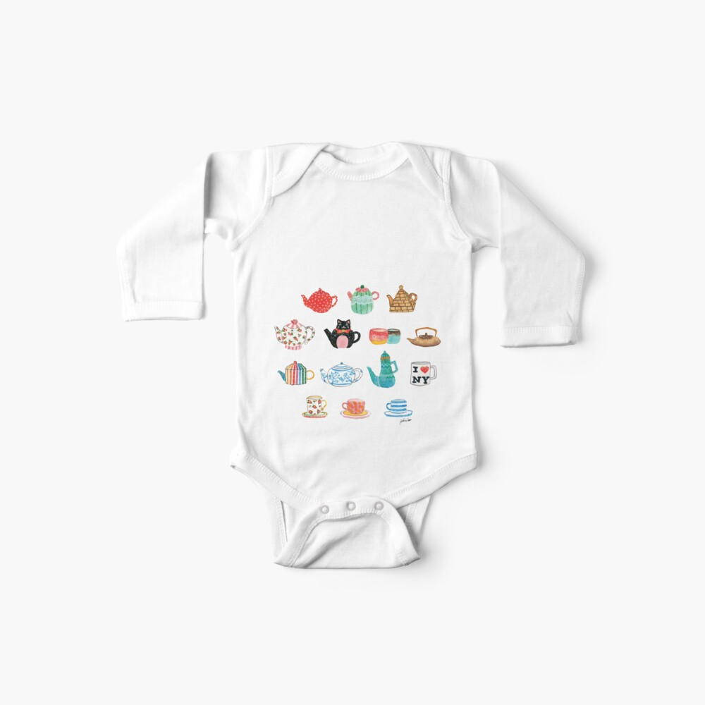 Tea Time Baby One-Piece