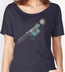 The Cheese Cracker Women's Relaxed Fit T-Shirt
