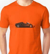 2012 Bugatti Veyron Grand Sport Bernar Venet T-Shirt
