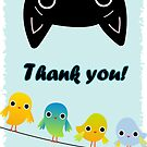 Thank you! by MFSdesigns