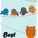 Best Wishes! by MFSdesigns