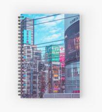 Tokyo Anime World Spiral Notebook