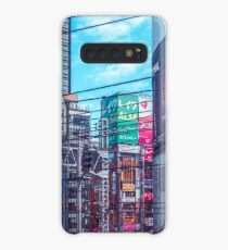 Tokyo Anime World Case/Skin for Samsung Galaxy