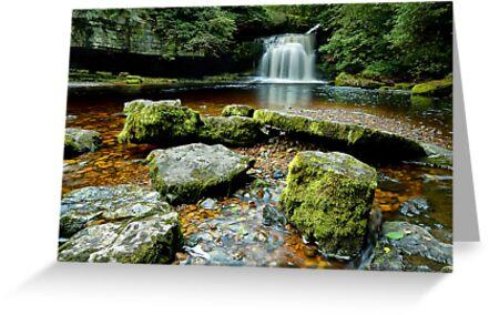 Cauldron Falls by Paul  Dickinson