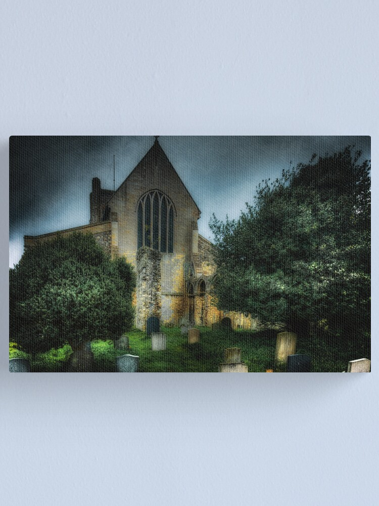 Alternate view of St Bartholomew Canvas Print
