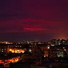 A Monsoon Evening in my city by Biren Brahmbhatt