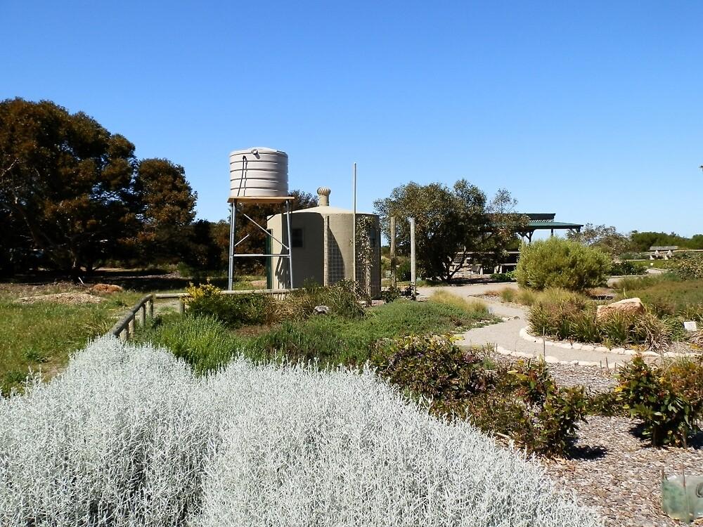 Port Moorowie Gardens by RedNomadOZ