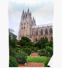 Washington National Cathedral Poster