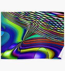Three Layer Abstract: High in Fiber Optics  (UF0418) Poster