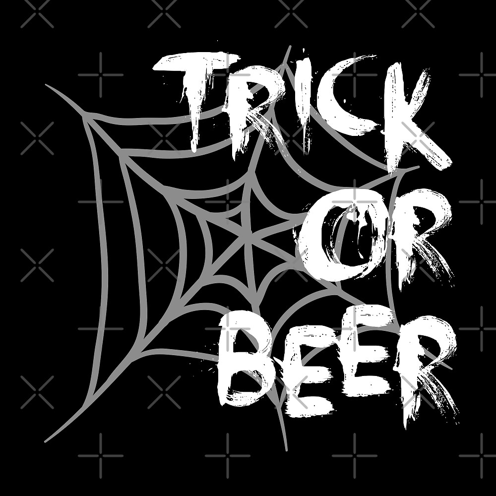 Trick or Beer by maniacreations
