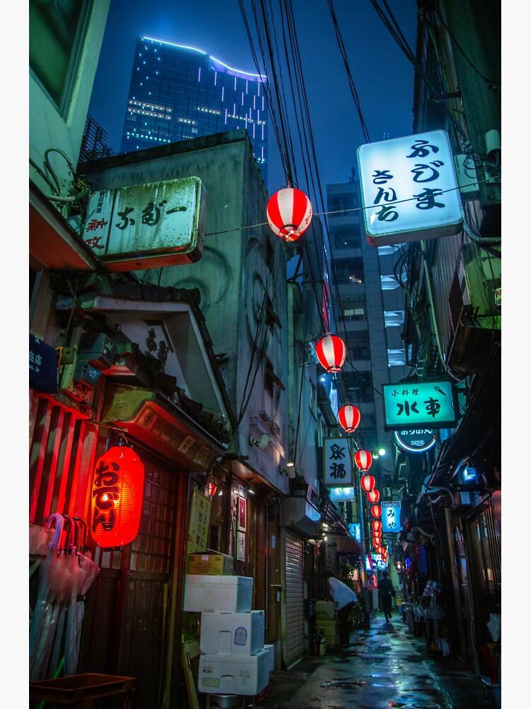 Tokyo Yokocho by noealz