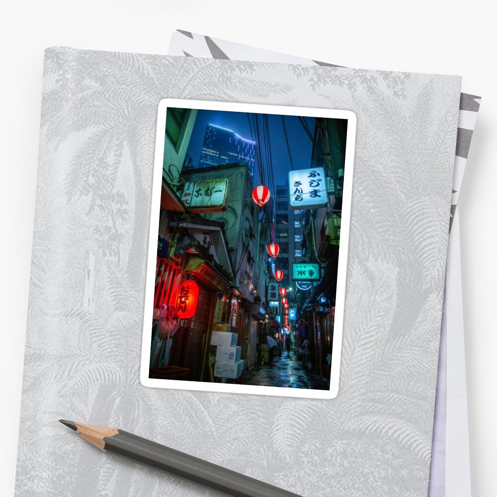Tokyo Yokocho Sticker
