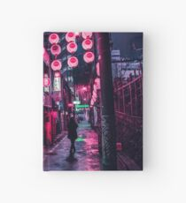 Shibuya Lanterns Hardcover Journal