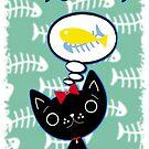 Catty Birthday! by MFSdesigns