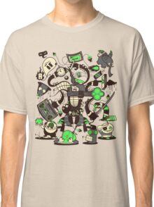 Capers, Schemes, Plans, & Scams Classic T-Shirt