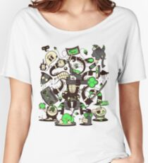 Capers, Schemes, Plans, & Scams Women's Relaxed Fit T-Shirt