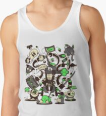Capers, Schemes, Plans, & Scams Tank Top