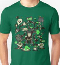 Capers, Schemes, Plans, & Scams Unisex T-Shirt