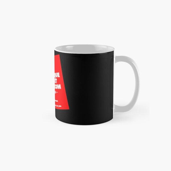 La Rubrique de tout et de rien logo Mug classique