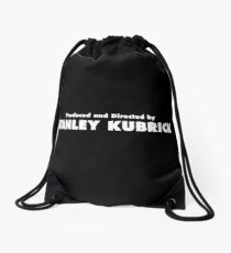 Produced and Directed by Stanley Kubrick Drawstring Bag
