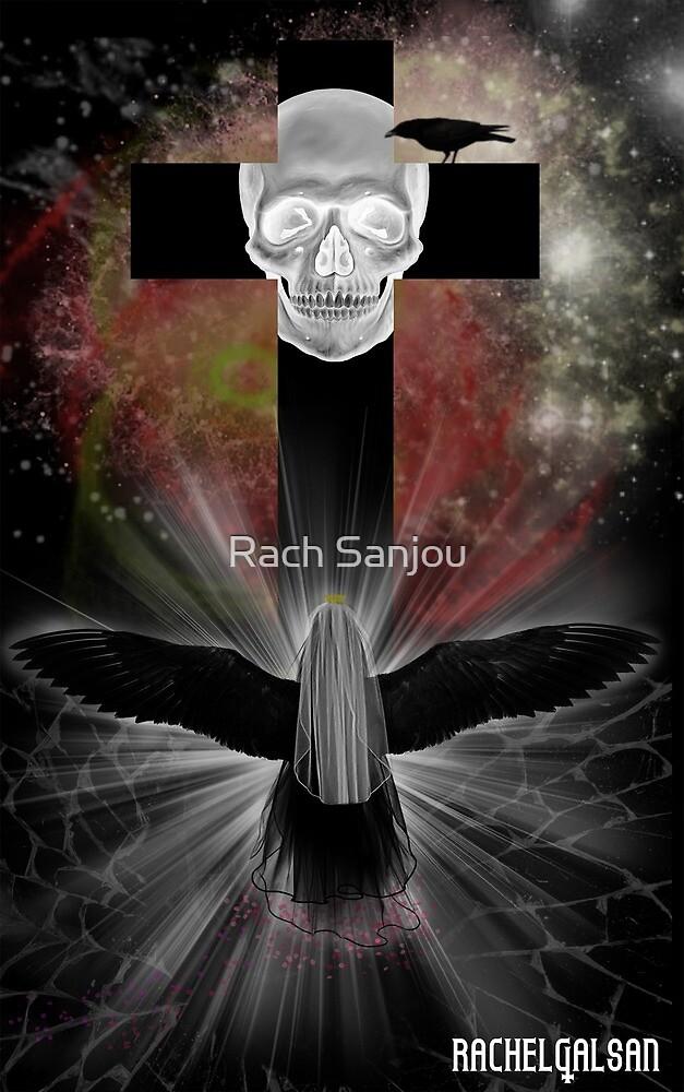Black bride by rachelgalsan