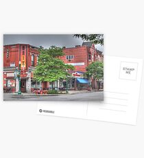 The Brix on Main Street - Cortland, NY Postcards