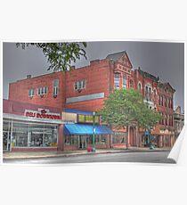 The Deli Downtown - Cortland, NY Poster