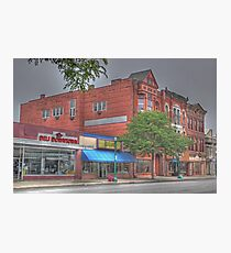 The Deli Downtown - Cortland, NY Photographic Print