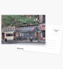 A Pizza & More - Cortland, NY Postcards