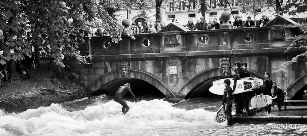 Urban Surf by chillagy
