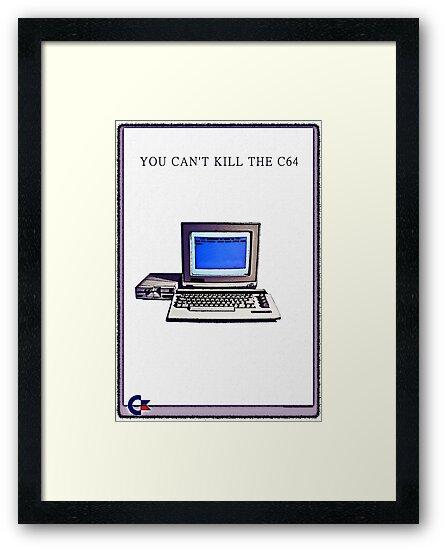 Commodore 64 by Robert Bertino