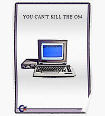 Commodore 64 Poster