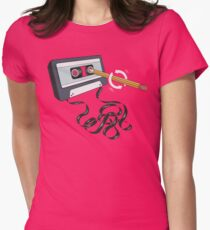 Back in the Day Womens Fitted T-Shirt