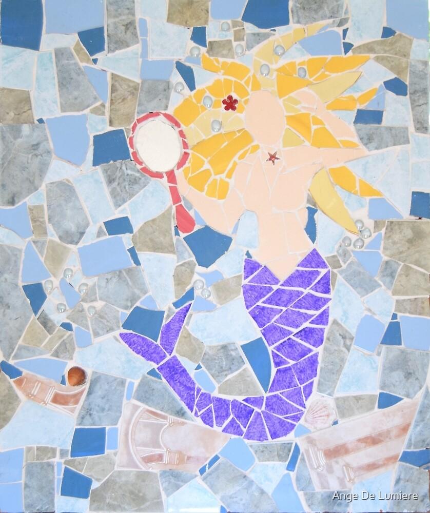 Mermaid by MosaicDreamer