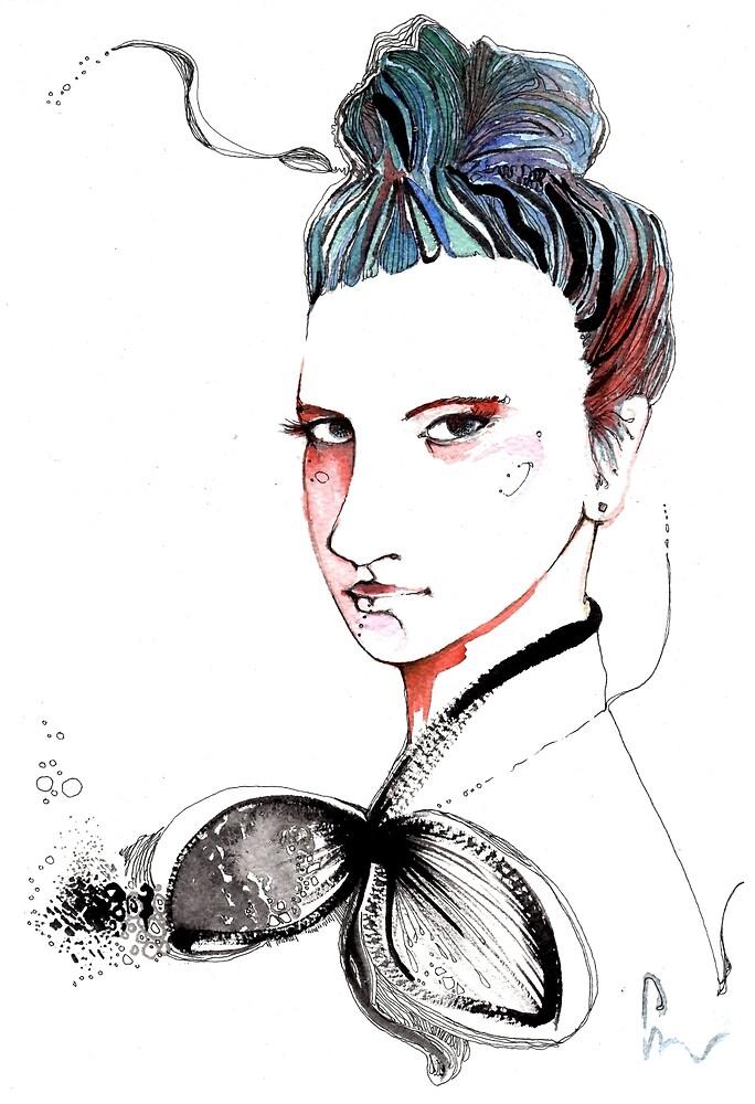That look!  by Mariuca Calin