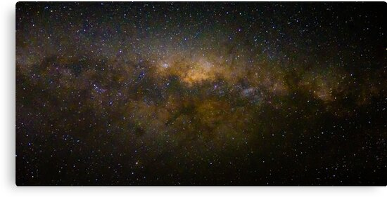 Milky Way by Mathew Courtney