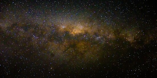 Milky Way by Mathew Courtney