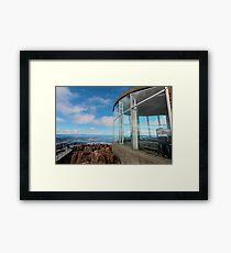 Mt Wellington Framed Print