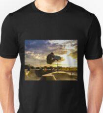 Skateboarder Jump Unisex T-Shirt