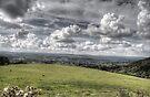 Welsh Mountains by cavan michaelides