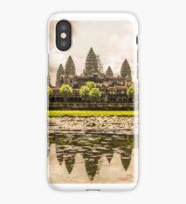 Angkor Wat iPhone Case/Skin