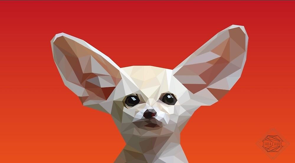 Desert fox by gabasaure